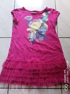 Dkny dress/top 2-4 y.o.