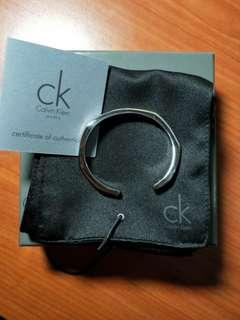 Calvin kiein stainless steel bracelet