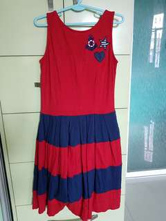 Preowned Skater Dress