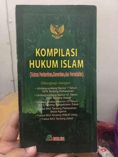 Hukum Islam / Undang-Undang