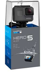 BNIB GoPro hero 5 black