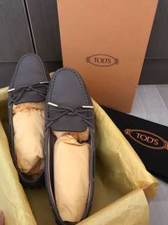 Authentic Tod's Loafers size 37.5