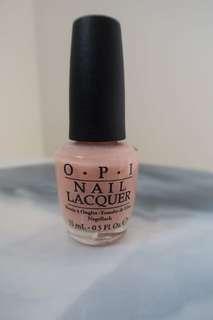Opi Nail Polish - Passion