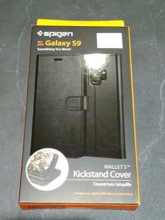 Spigen Wallet S Case For S9