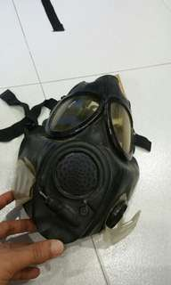 Gas Mask (display set ) US made #military #army
