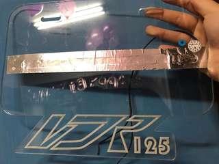 🚚 VJR125 總版 絕版牌框