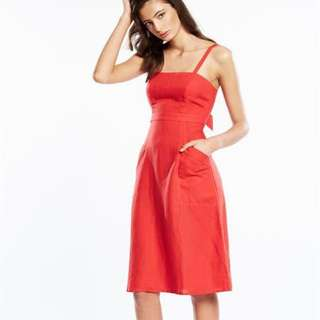 AS NEW BARDOT DRESS 12