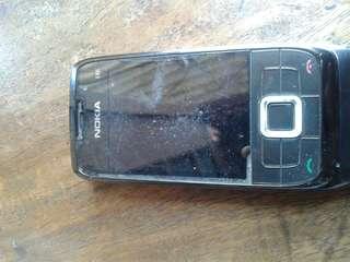 Nokia E66 slide.. negotiation