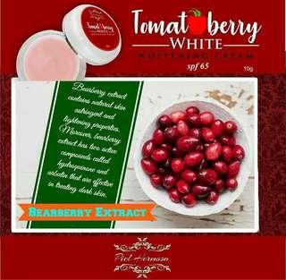 TomatoBerry All Purpose Whitening Cream with spf65