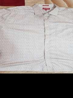 5XL mens short sleeve shirt