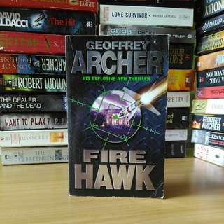 fire hawk - geoffrey archer