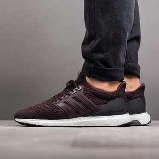 Adidas Ultra Boost 3.0 Burgundy