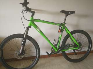 Men's Mountain Bike - Diamondback Zetec 2