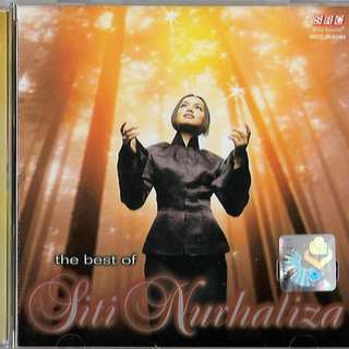 Siti Nurhaliza The Best of CD