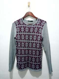 ❗[3 for 100] Gray Knitted Long Sleeves