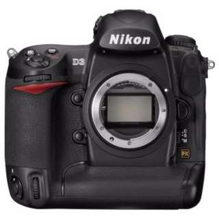 Nikon D3X Professional Camera Body. 24 MP. Tip Top condition. Used