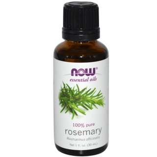 Now Foods 100% Pure Rosemary Essential Oils, 30 ml