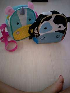 Kid sling bag or Lunch box (1each)