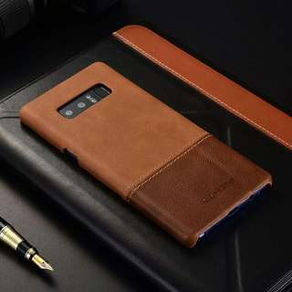 Samsung Galaxy Note 8 leather casing
