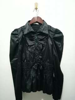 ❗[3 for 100] Gothic Silk Blouse