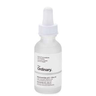 The Ordinary 菸鹼胺+鋅Niacinamide 10% + Zinc 1%
