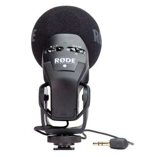 Rode Stereo Video Mic pro ( used only once) Mint Condition with Original Box ,Bill, Warranty 7 years left