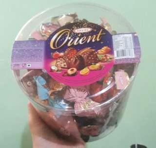 Tayaş Orient Chocolate 1000g