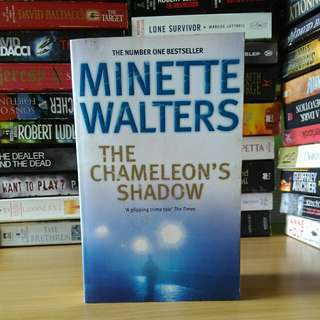 the chameleons Shadow - minette walters