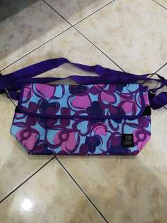 Colourful Love Sling Bag