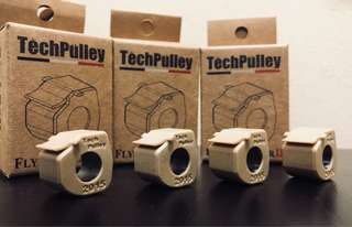 (Pre -Order) TECH PULLEY Roller for PCX 150