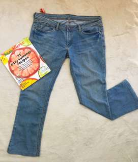 Herbench Size 32 Overhauled Jeans