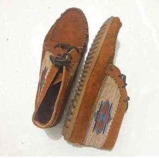 Minnetonka El Paso Ankle Boots