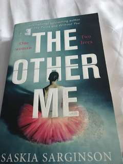 The other me Saskia Sarginson