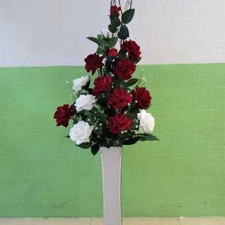 Flowers Faux Arrangement AAA098