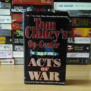 act of war - tom clancy