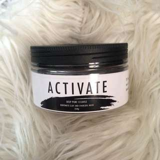 Activate (Charcoal Mask)