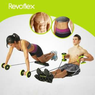Jual Alat Fitness Revoflex Xtream Alat Olahraga Portable Termurah