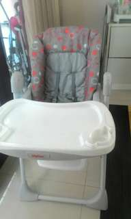 Baby High Chair Baby Does