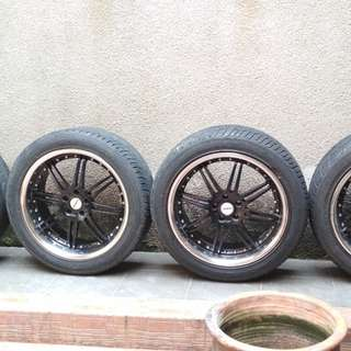 Velg ring 20 NKB