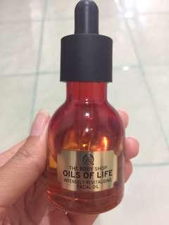 The Body Shop Oils of Life Intense revitalising Facial Oil