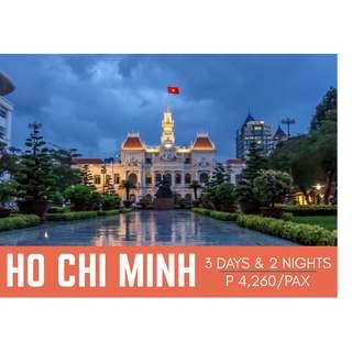 3D2N Ho Chi Minh