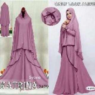 Katrina purple  sahira collection