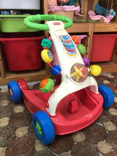 Fisher-Price Walker-To-Wagon