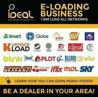 E-loading Business