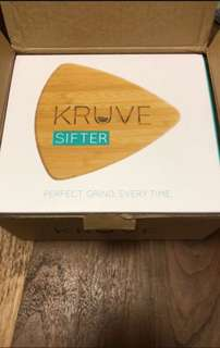 Kruve coffee sifter - perfect grind every time (6 piece set)