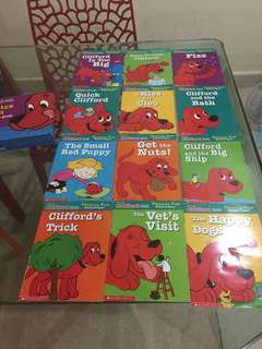 Clifford readers