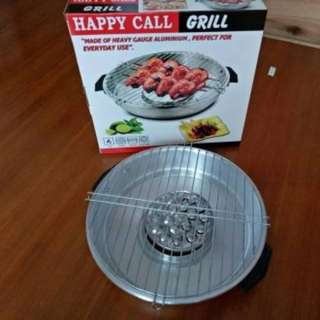 Jual Magic Roaster Grill Pan Happy Call Alat Panggangan Tanpa Arang