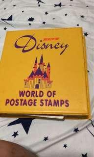 Hong Kong Disneyland 紀念郵票