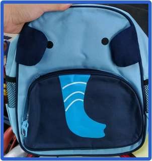 Kids school bag (elephant)