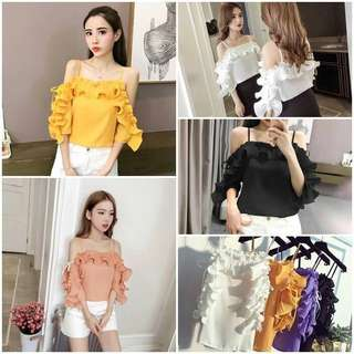chic top;f@